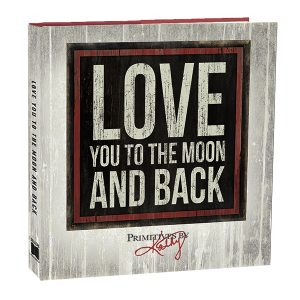 3D-Love You to the Moon and Back