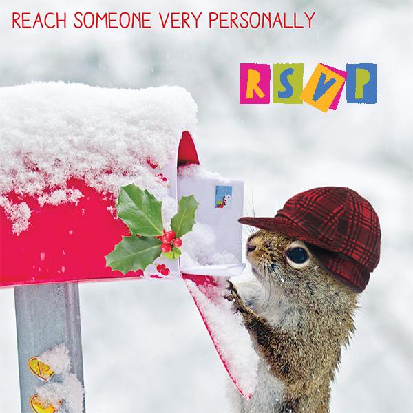 RSVP Seasonal Cards