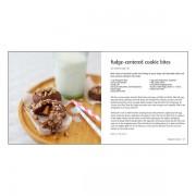 500 Cookies-Fudge Centered Cookie Bites
