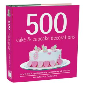 Cake And Cupcake Decorating Books : 500 Series Cookbooks Archives - RSVP