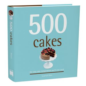 500 Cakes-3D