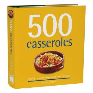 500 Casseroles-3D