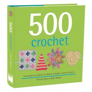500 Crochet-3D