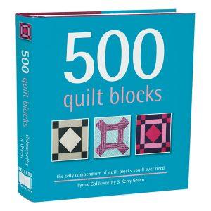 500 Quilt Blocks-3D