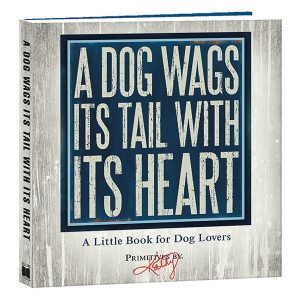 Dog Wags It's Tail