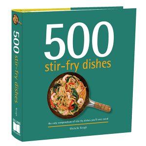 500 Stir Fry-3D