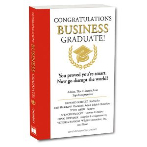 Congrats Business Grad-3D