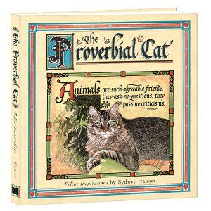 Proverbial Cat-3D