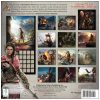 Assassin's Creed® 2020 Wall Calendar
