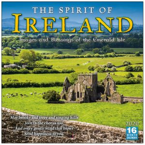 The Spirit of Ireland 2020 Wall Calendar