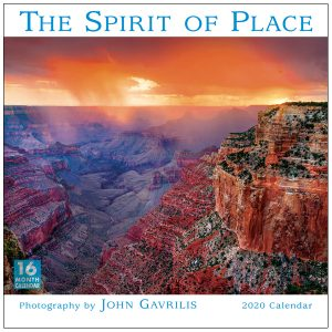 The Spirit of Place 2020 Wall Calendar