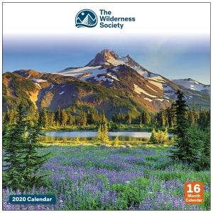 The Wilderness Society 2020 Wall Calendar