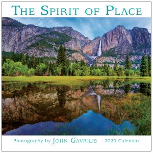 The Spirit of Place 2020 Mini Calendar