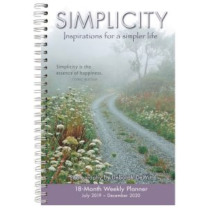 Simplicity 2020 Weekly Planner
