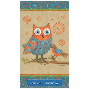 Owls 2020 Two-Year-Plus Pocket Planner