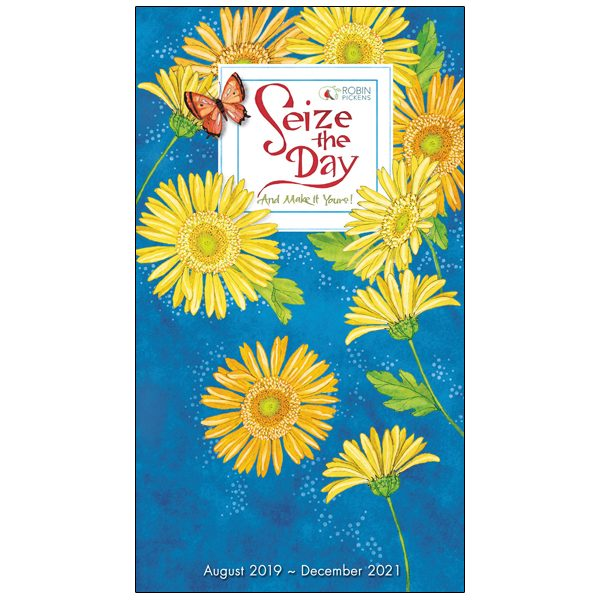 Seize the Day 2020 Two-Year-Plus Pocket Planner