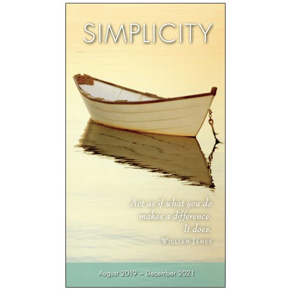 Simplicity 2020 Two-Year-Plus Pocket Planner