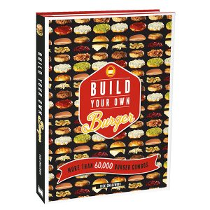 Build Your Own Burger Flipbook