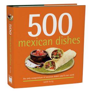 500 Series Cookbooks
