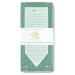 Gatsby Vertical List Pad