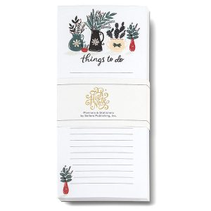 Dinara's Things To Do Vertical List Pad
