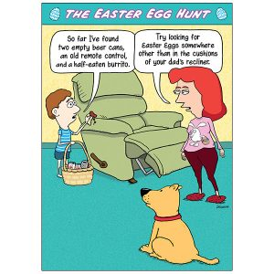Easter Humor by RSVP