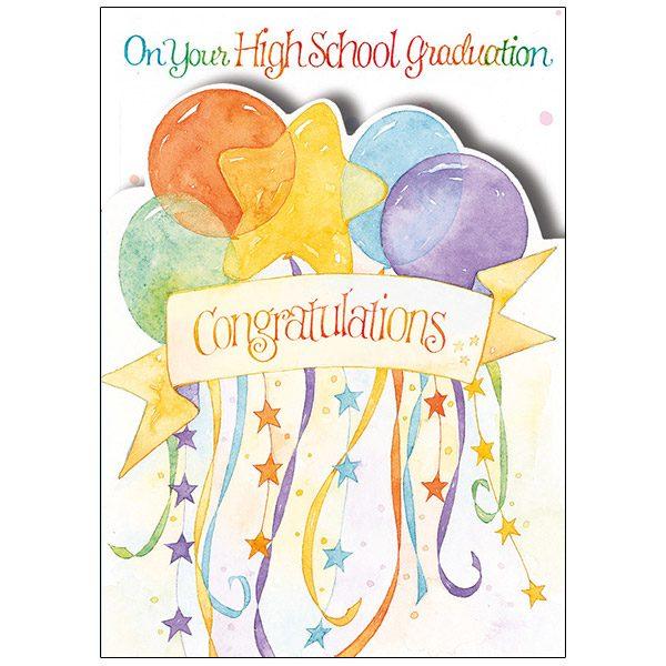 High School Graduation by RSVP