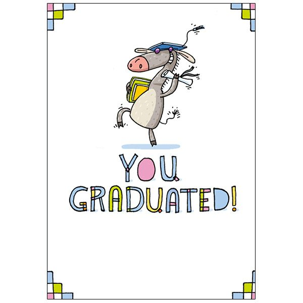 Graduation Humor by RSVP