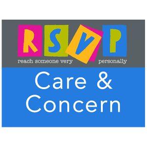 RSVP Care & Concern