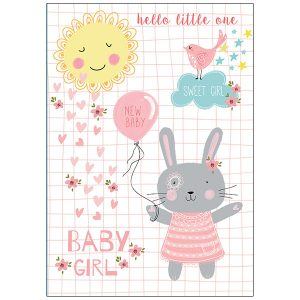 Girl Baby Congrats by RSVP