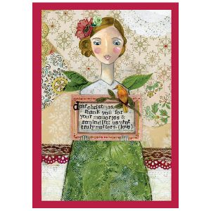 Kelly Rae Roberts Christmas by RSVP