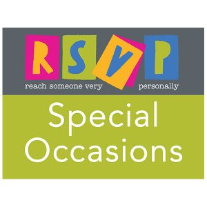 RSVP Special Occasions