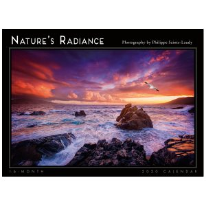 Nature's Radiance 2020 Wall Calendar