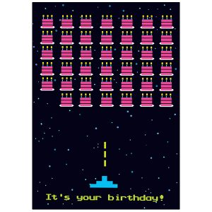 RSVP Humor Birthday - B5923