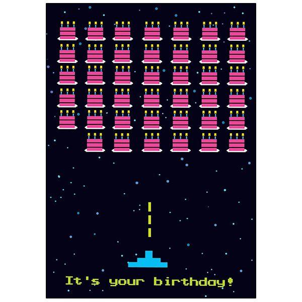 RSVP Humor Birthday - B5923