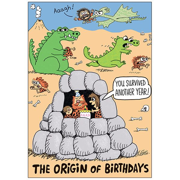 RSVP Humor Birthday - B5930