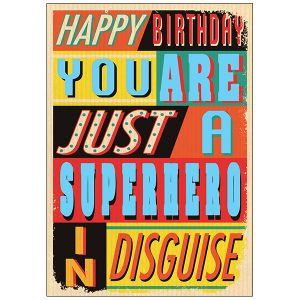 RSVP Birthday For Him - B5961