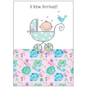 RSVP Baby Congrats - BC5917