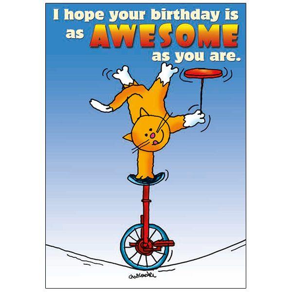 RSVP Birthday Humor - B7368