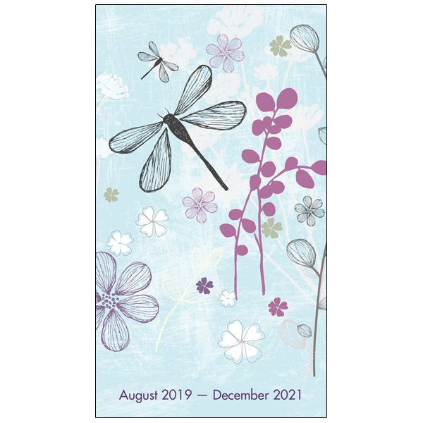 Dragonfly 2020 Two-Year-Plus Pocket Planner