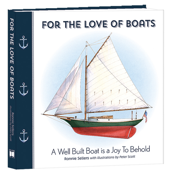 Gift book for boat lovers
