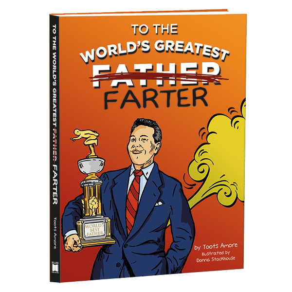 Humorous book for Father's Day